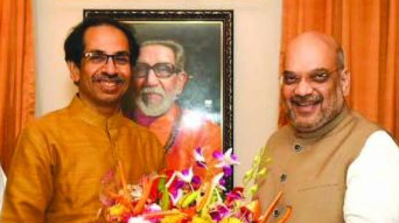 Shiv Sena chief Uddhav Thackeray on Monday said that he was fighting for the 'common man's dream' and not for 'Prime Minister Narendra Modi's dreams'. (Photo: File)