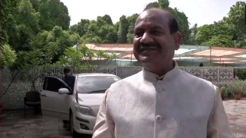 Once nominated, Birla, who won from Kota-Bundi parliamentary seat in Rajasthan, will easily become the speaker as the National Democratic Alliance has a clear majority in the House. (Photo: ANI | Twitter)