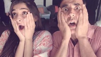 Akshay Kumar starrer PadMan banned in Pakistan: Twitterati furious