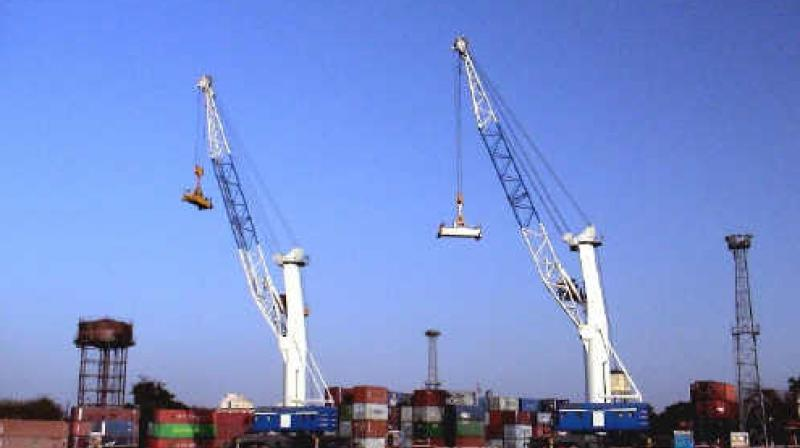 The accident happened in a shipping channel of the Kolkata Port Trust.