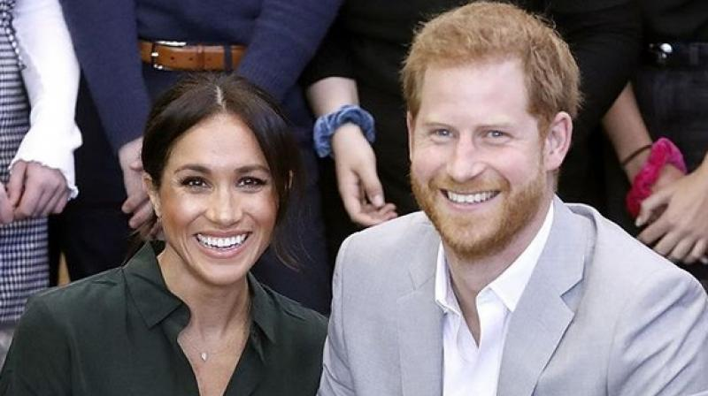 According to the statement by the Buckingham Palace, Prince Harry was by Meghan's side through out the entire birth. (Photo: Instagram)