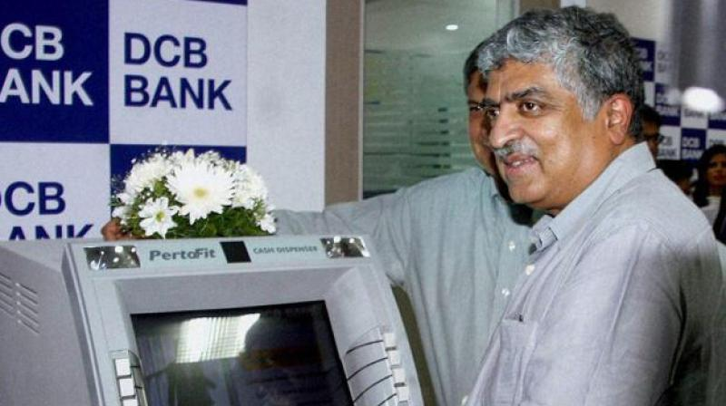 Nandan Nilekani, India's UID man, was CEO and MD at Infosys from 2002-2007. Reports say he is coming back at the helm. (Photo: PTI)