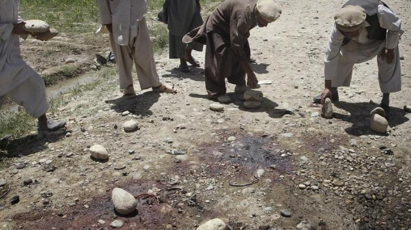 the militants had kept rocks on the street with which the crowd could stone the victim the moment he fell down. (Photo: Representational/AP)