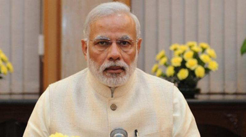 Prime Minister Narendra Modi was declared as the most admired man in India and sixth most admired man in the world. (Photo: File)