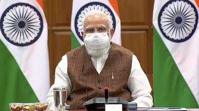 Success of Covid vaccination drive shows India's capability: PM Modi