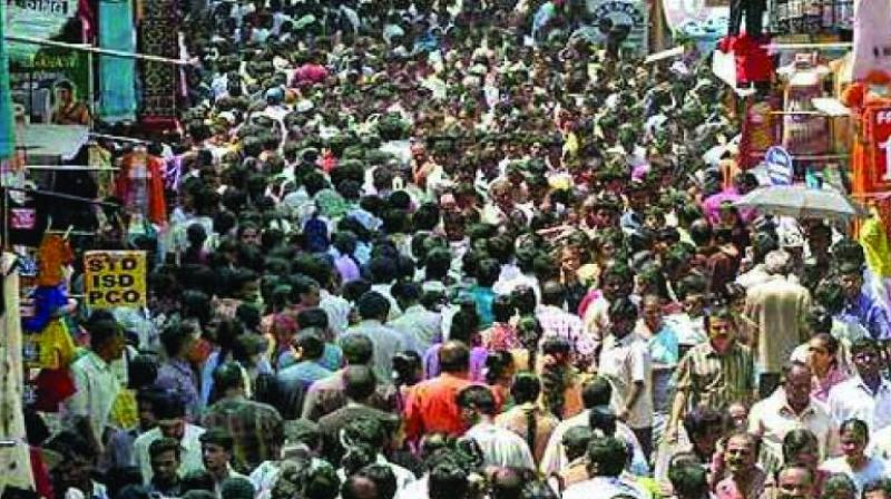 "As the population numbers have ballooned beyond the 130-crore mark, the cry of caution on ""uncontrolled population growth"" must be heeded in a general sense, but we must tread cautiously in any comparison on religious lines as we still bear the burden of history from the forced sterilisation programme. (Representational Image)"