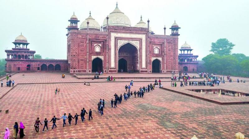 The Archaeological Survey of India (ASI) administers and manages 3,686 ancient monuments and archaeological sites, and remains of national importance.(Photo: File | Representational)