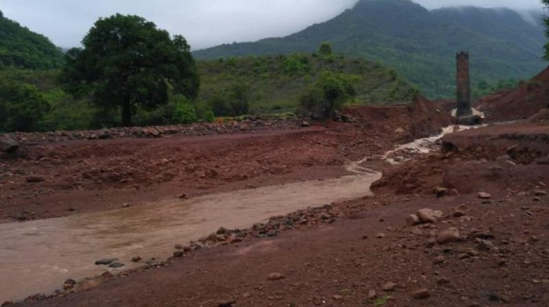 The Tiware dam in Chiplun taluka of Ratnagiri district breached late on Tuesday night. (Photo: File)