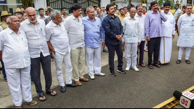 The disgruntled Congress MLAs Thursday said they would tender their resignation to the Assembly Speaker afresh, in accordance with the Supreme Court order. (Photo: File)