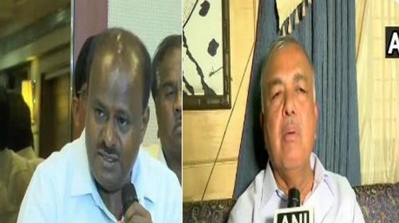 The Congress on Sunday intensified efforts to persuade another rebel MLA Ramalinga Reddy to return to the party fold, in a desperate bid to save the Congress-JD(S) coalition government in Karnataka teetering in the wake of resignation of its legislators. (Photo: File)