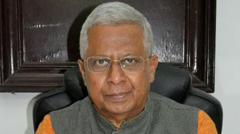 Meghalaya Governor Tathagata Roy on Sunday criticised Nobel laureate Amartya Sen's over his remark that 'Jai Shri Ram' slogan is used nowadays to beat up people across the country and it has no association with Bengali culture. (Photo: File)