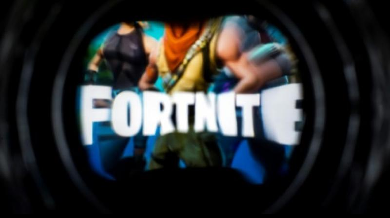 A gamer who inadvertently broadcast audio of himself striking his pregnant partner while playing the online video game Fortnite pleaded guilty to assault in a Sydney court Monday. (Photo: AFP)