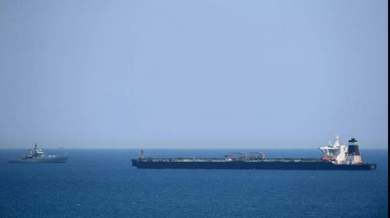 The tanker — and its 2.1 million tonnes of Iranian light crude oil — seemed to perform mild manoeuvres on Friday but largely remained still in waters off the British overseas territory a day after authorities ended its detention for allegedly breaching European Union sanctions on Syria, despite US efforts to block the release. (Representational Image)