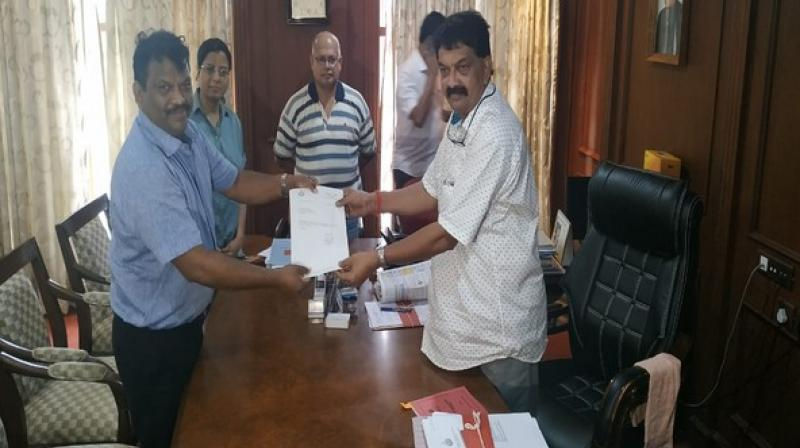 Deputy Speaker of Goa Assembly Michael Lobo Saturday resigned from the post, paving the way for his induction into the Pramod Sawant-led cabinet. (Photo: File)