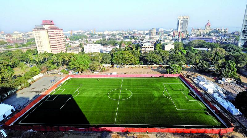 As the Mumbai District Football Association is gearing up to start its Elite Division season from August 1, the city remains without an I-League club.