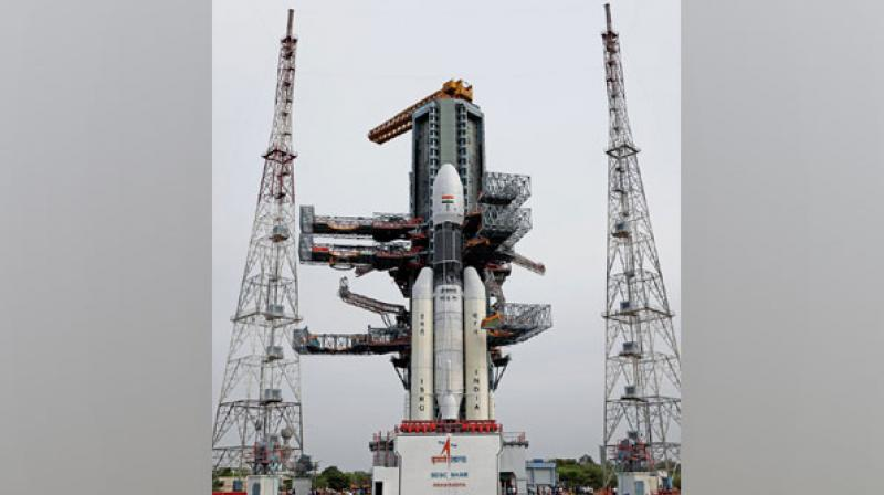 This project is very special for the Indian Space Research Organisation as for the first time a woman is heading any project at the ISRO. (Photo: File)