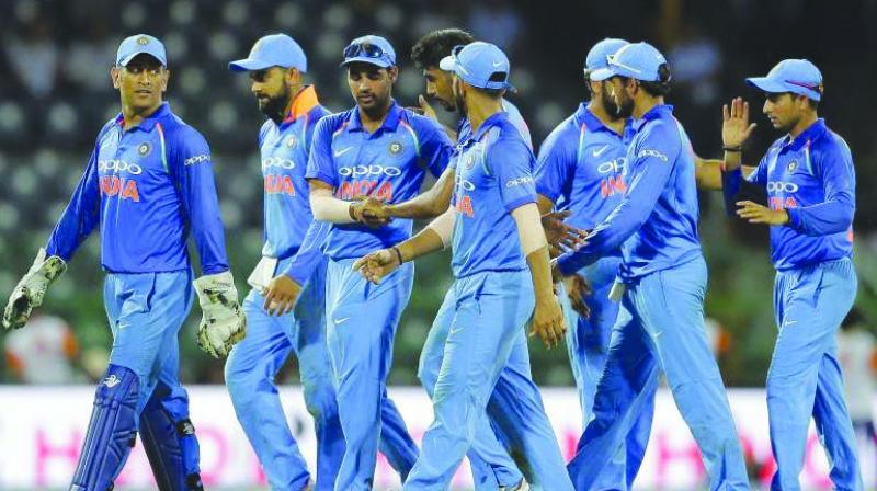After a disappointing defeat in the World Cup semi-finals, the men in blue are now all set to take on the West Indies at an upcoming tournament. The month-long bilateral series will see three test matches, two ODI and two T20. And according to the squad picked by BCCI, things are a little different this time around.