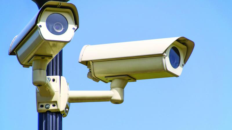 The cameras will be placed in popular public locations.