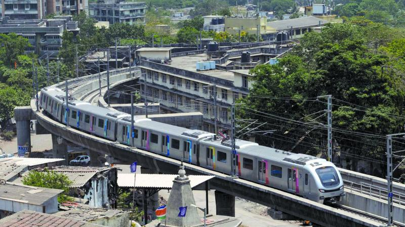 The state Cabinet, in a meeting chaired by chief minister Devendra Fadnavis, has approved the building of three metro corridors — lines 10, 11 and 12 — worth Rs 19,080 crore in the Mumbai Metropolitan Region (MMR).