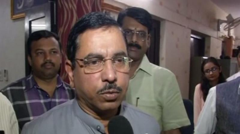 Parliamentary Affairs Minister Pralhad Joshi (Photo: ANI)
