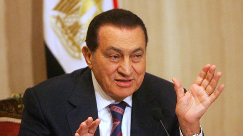 Many Egyptians who lived through Mubarak's rule view it as a period of autocracy and crony capitalism. (Photo: AFP)