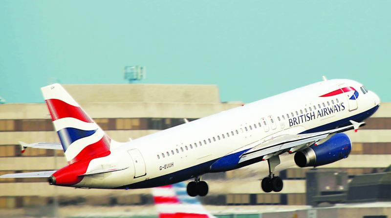 In the British Airlines incident, the crewmembers were visibly rude and Pathak also claimed that the crewmembers were displaying racist behaviour.