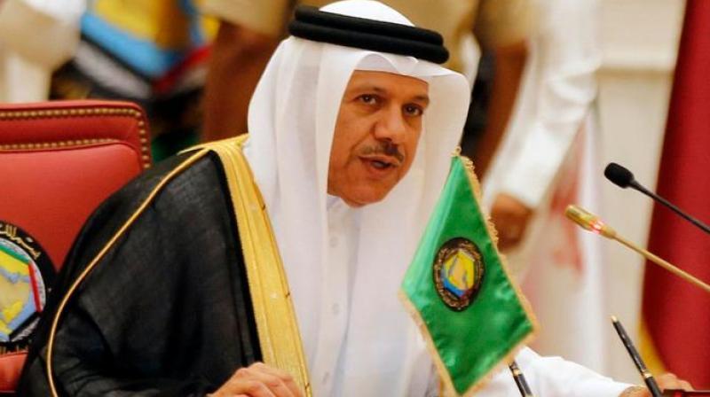 GCC secretary-general Abdullatif bin Rashid al Zayani (Photo: AFP)