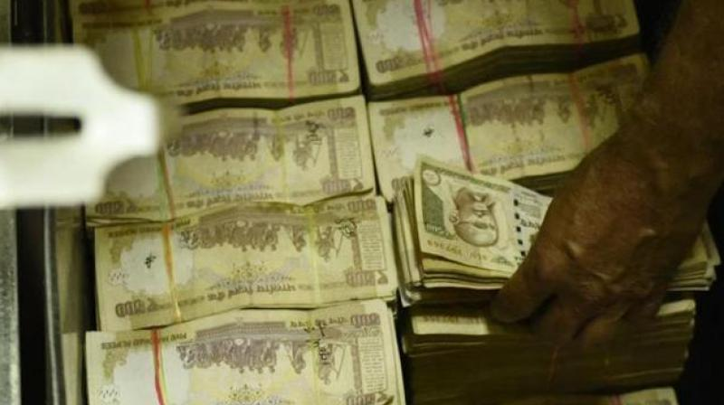The RBI has had to cut its note printing order for 2018 due to a massive space crunch in its vaults. (File Image)