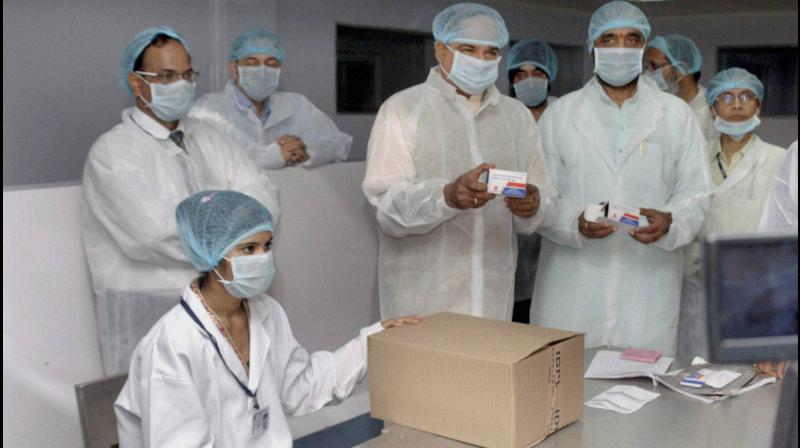 Drugs with less than 60 pc shelf life allowed to be imported on condition. (PTI Photo)