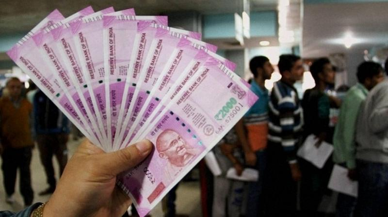 FPIs pull out Rs 12,650 cr in April. (PTI Photo)