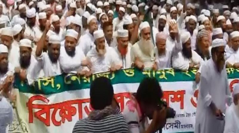 Experts sitting offshore are also concerned over the growing alliance of the BNP and Islamic fundamentalists as they believe the perpetrators of 1971 are still stronger than pro-liberation forces. (Photo: ANI)