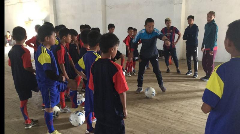 (Photo: Facebook / Ukhrul United FC)