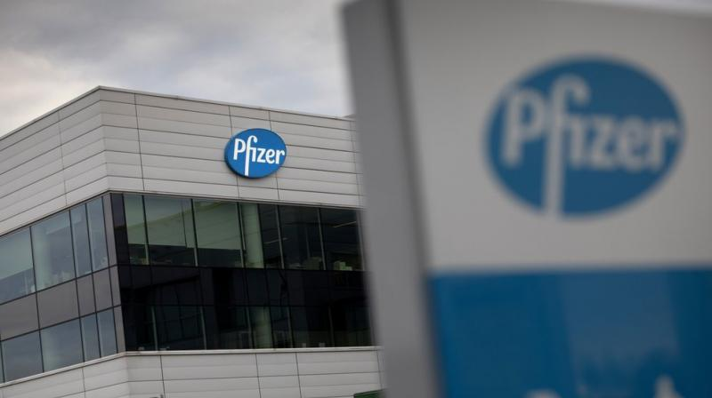 A general view of Pfizer Manufacturing Belgium in Puurs, Belgium. Pfizer and BioNTech say they've won permission Wednesday, Dec. 2, 2020, for emergency use of their COVID-19 vaccine in Britain, the world's first coronavirus shot that's backed by rigorous science -- and a major step toward eventually ending the pandemic.(AP)