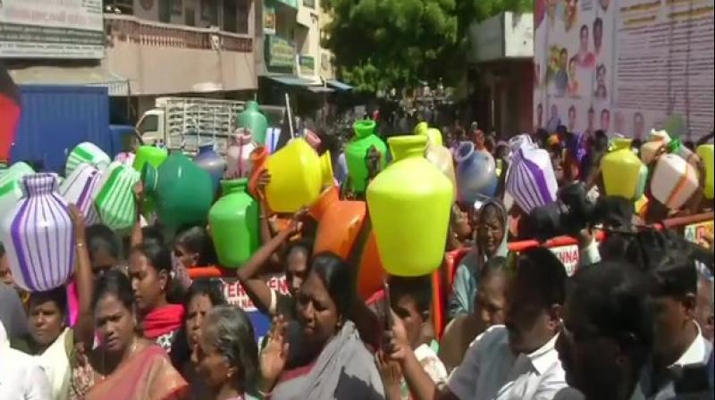 India is among the 17 countries, which are a home to a quarter of the world's population, facing 'extremely high' water stress, close to