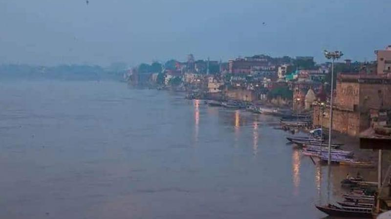 The hotel is situated on the banks of the river Ganges at Asi Ghat, which is said to be one of the five most sacred places of pilgrimage — Pancha Tirtha — in Kashi (or Varanasi). (Representational Image/ PTI)