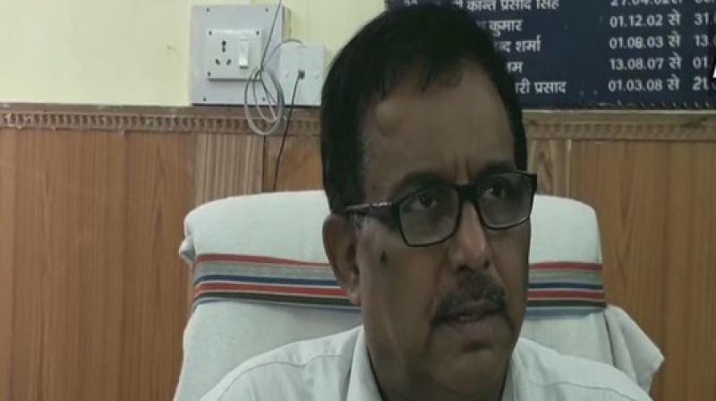 ANMMC Medical Superintendent Dr Vijay Krishna Prasad. (Photo: ANI)