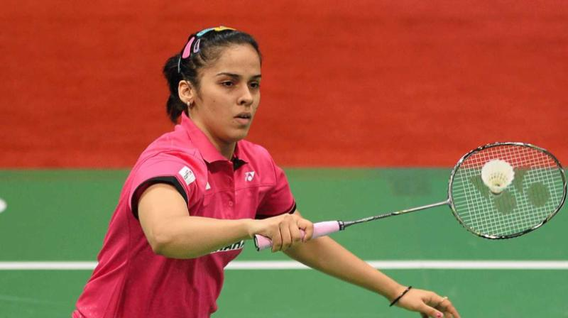 Although she lost to Cheung Ngan-yi on Friday, a quarterfinal finish in the Hong Kong Open indicates that Saina is on her way back to full match-fitness. (Photo: AFP)