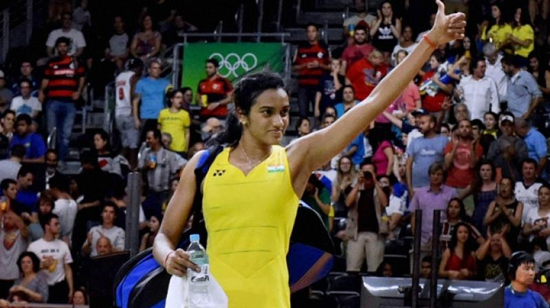 It was double bonanza for India at the Hong Kong Open, the last Super Series tournament of the season, as Sameer Verma and PV Sindhu dished out some superb performances to make it a super Sunday for Indian badminton fans on Sunday. (Photo: PTI)