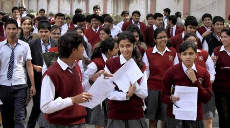 The CBSE has directed schools under it to take steps to identify and resolve learning gaps, and conduct examinations for Classes 9 and 11 by following COVID-19 safety protocols (Pictures used for representational purposes only)
