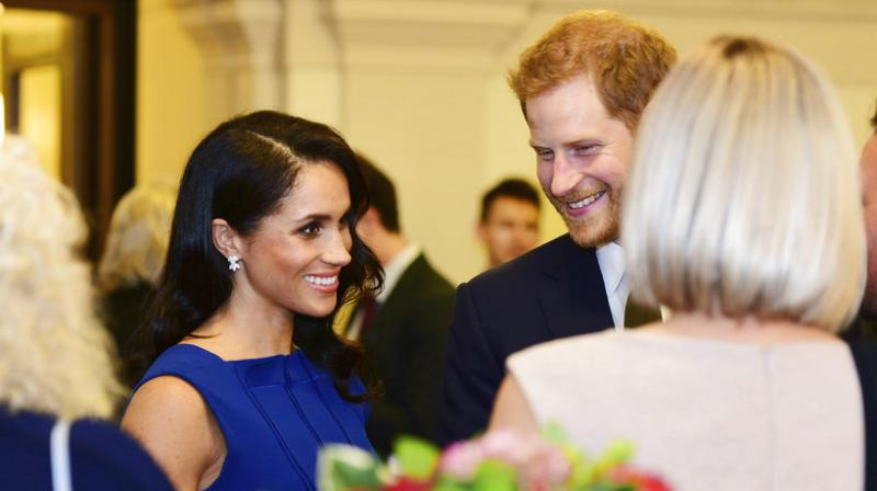 The 37-year-old royal's family has continually hit headlines after dad Thomas Markle pulled out of her wedding to Prince Harry. (Photo: AP)