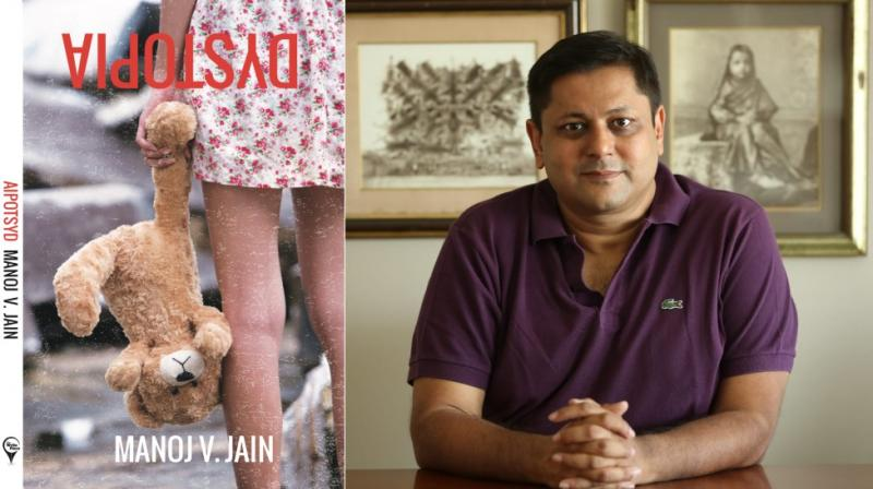 I have strongly believed that incidents that take place in one's childhood leave a strong conscious and unconscious stamp in the psyche of a person, says author Manoj Jain.