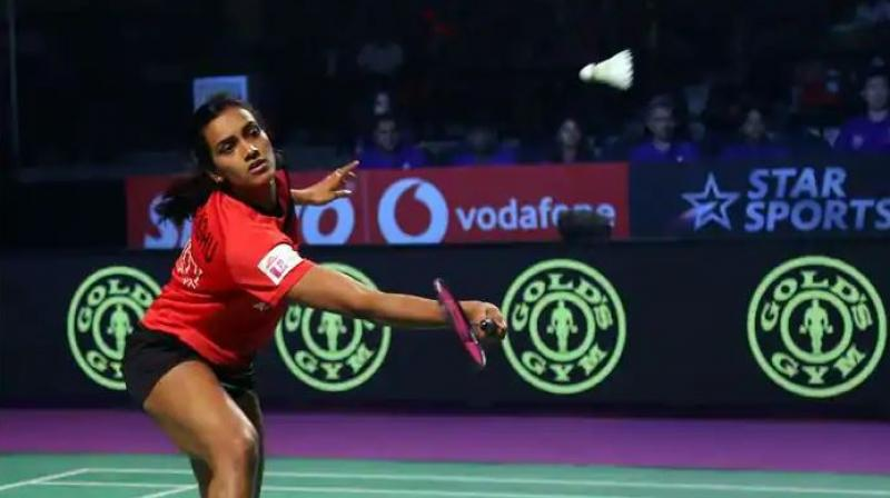 World champion PV Sindhu was on Tuesday retained by Hyderabad Hunters for Rs 77 lakh in the auction. (Photo: PBL website)