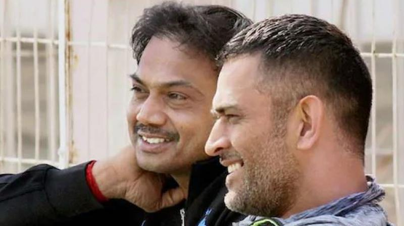 Despite receiving criticism from various sectors, MSK Prasad has maintained that he has good relations with former Indian captain Mahendra Singh Dhoni and present captain Virat Kohli. (Photo: PTI)