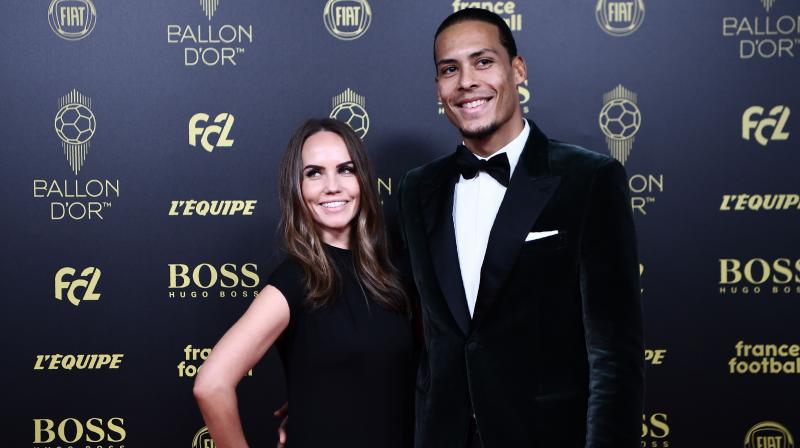 If Virgil van Dijk would have won the Ballon d'Or, then he would have become the first defender to win the award since Fabio Cannavaro in 2006. (Photo: AFP)