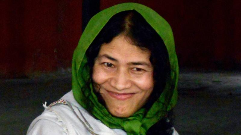 Rights activist Irom Sharmila. (Photo: PTI)