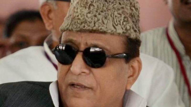 Samajwadi Party leader Azam Khan. (Photo: PTI/File)