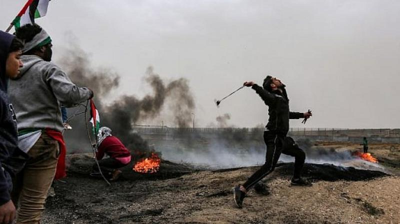 Israel and Palestinian militants in Gaza, ruled by Islamist movement Hamas, have fought three wars since 2008. (Photo: Representational)