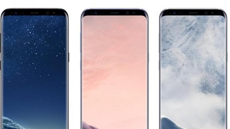 Android Oreo finally visits the Galaxy S8 duo