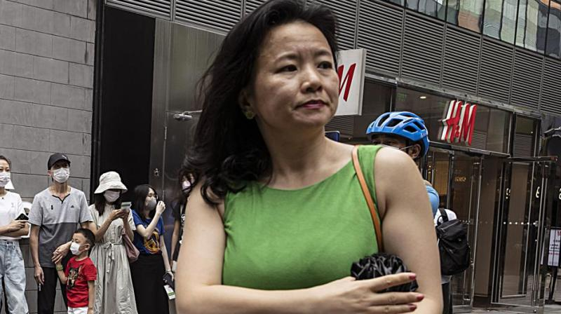 Cheng was the second high-profile Australian citizen to be held in Beijing, after writer Yang Hengjun was arrested in January 2019 on suspicion of espionage. (AP/file photo)