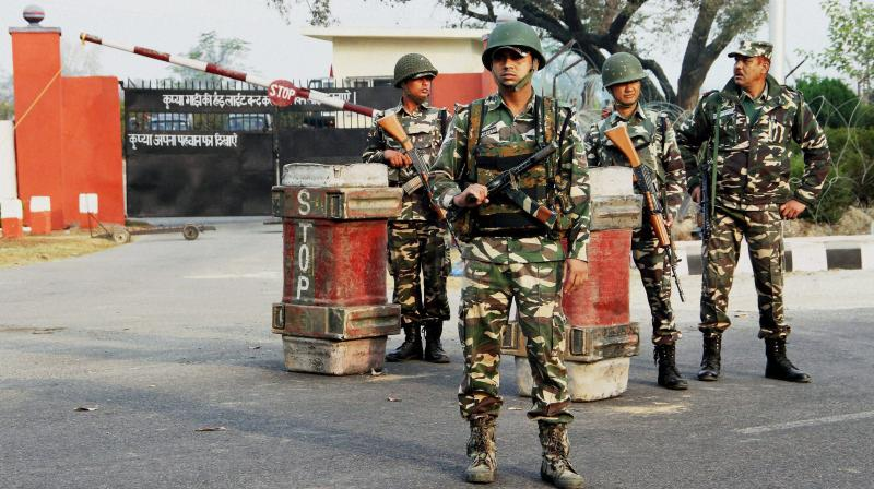 Indian Army (Photo: PTI)